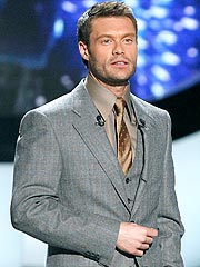 Ryan Seacrest Hosting the Emmy Awards