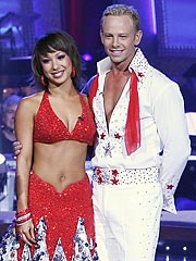 Ian Ziering's Dancing with the Stars Stint Is 9021-Over