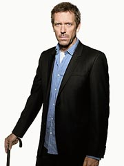 Hugh Laurie Battling 'Mild Depression'