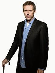 Hugh Laurie Battling 'MildDepression'
