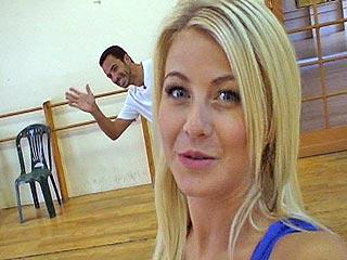 Helio Shows Julianne His MiamiMambo
