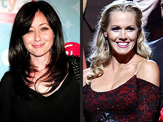 Shannen Doherty: Jennie Garth Is 'Amazing' on DWTS