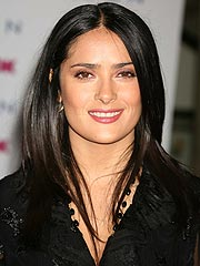 Salma Hayek Opens Up About Motherhood