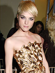 Selma Blair Talks About New Boyfriend