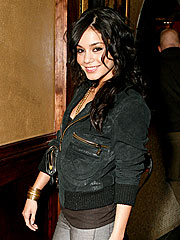Vanessa Hudgens's Flirty Dance Party