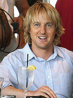 Owen Wilson a 'Big Poetry Fan'