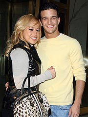 Sabrina Bryan Still &#8216;Good Friends&#8217; with Ex Mark&nbsp;Ballas