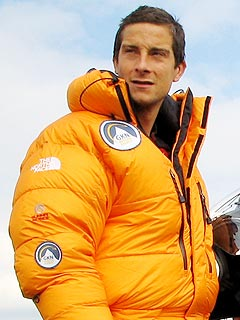 Bear Grylls (Finally!) Airlifted to Safety