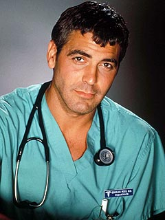 George Clooney Headed Back to ER