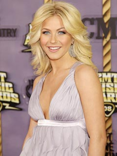 Julianne Hough: Singing Is My 'First Love'