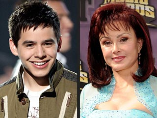 Naomi Judd Calls David Archuleta's Dad 'The Worst Stage Dad'