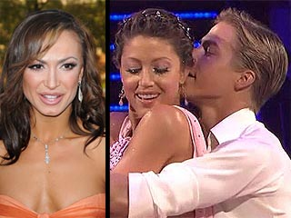 The Dancing Cast Weighs In on Shannon & Derek'sSmooch