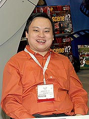 William Hung Swaps Singing for Teaching
