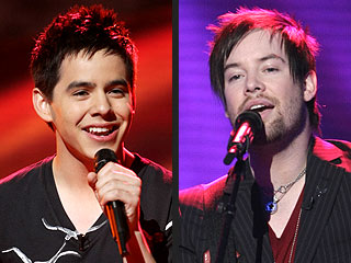 David Cook and David Archuleta Announce Spring Tours