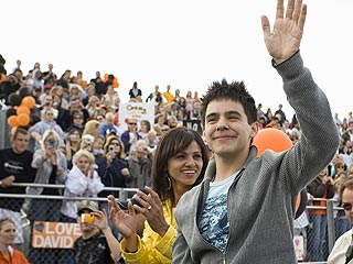 Idol: David Archuleta&#8217;s Hometown&nbsp;Visit