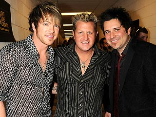 Rascal Flatts to Appear in Hannah Montana Movie