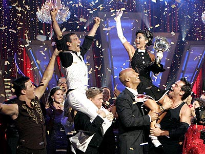 Dancing with the Stars: Kristi Takes the Crown!
