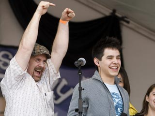 David Archuleta&#8217;s Dad Will Join Him on Idol&nbsp;Tour