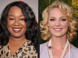 Shonda Rhimes: Not 'Insulted' By Katherine Heigl's Emmy Comments