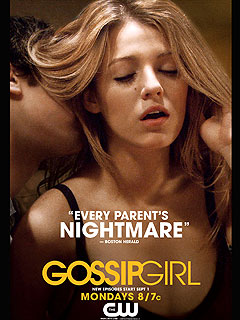 OMG! Check Out the Sexy New Gossip Girl Ads