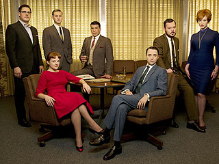 TV Roundup: Mad Men Are Insanely Happy