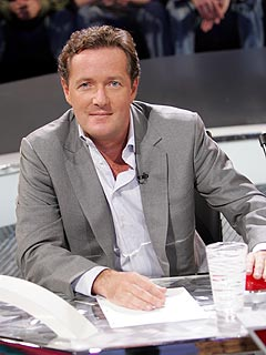 Piers Morgan Leaving America's Got Talent
