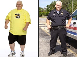 Biggest Loser's Jerry: Now I Look in the Mirror and Smile