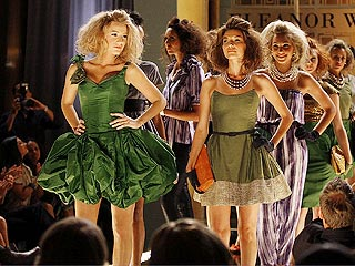 Gossip Girl Recap: Serena Steals the Fashion Show