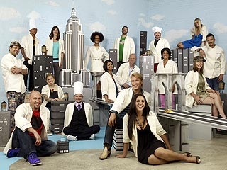 Meet the New Cast and Judge on Top Chef: NewYork