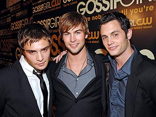 Three's Company in Upcoming Episode of Gossip Girl