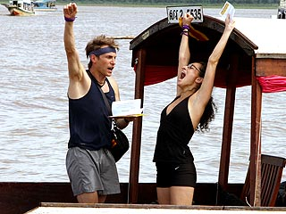The Amazing Race: Down to Six, Teams Show Signs of&nbsp;Stress