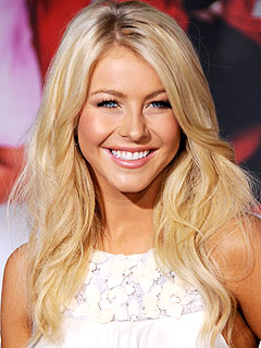 Julianne Hough Hopes to Dance a Week After Surgery