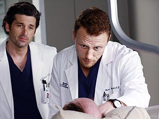 Kevin McKidd Joins the Cast of Grey's Anatomy