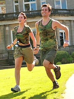 Nick & Starr Win The Amazing Race