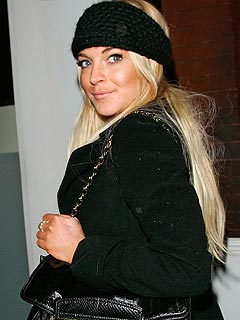 Lindsay Lohan Denies Drinking Before 2005 Crash