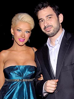 Christina Aguilera & Jordan Bratman Have a Boy