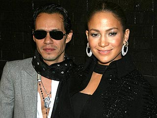 Baby Gifts Pour in for J.Lo and Marc Anthony