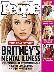 COVER STORY SNEAK PEEK: Britney's Mental Illness