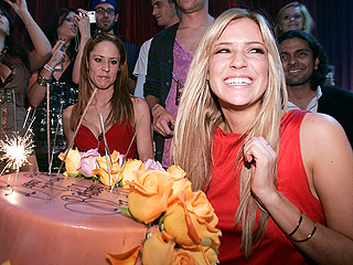 Kristin Cavallari Turns 21 with Vegas Bash