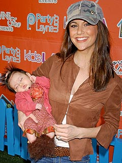 Samantha Harris Plans Pampering for Daughter's First Birthday