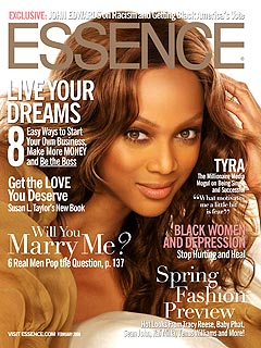 Tyra Banks: Where Is the Love?