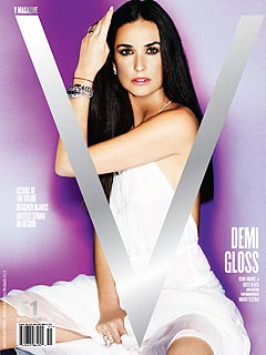 Demi Moore on Ashton, Aging and Parenthood