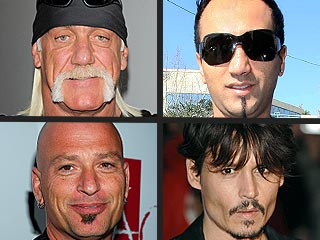 Poll: Which Celeb Rocks the Best Facial Hair?
