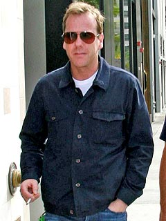 Kiefer Sutherland All Clear in Headbutting Case