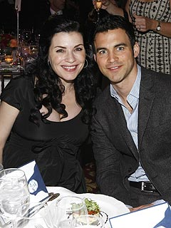 Julianna Margulies & Her Husband Welcome a Son