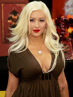 Christina Aguilera: I Can't Stop Staring at My Son