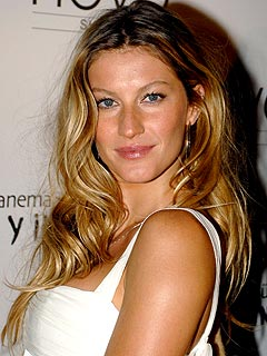 Gisele Bündchen: 'I'm Crazy About Children'