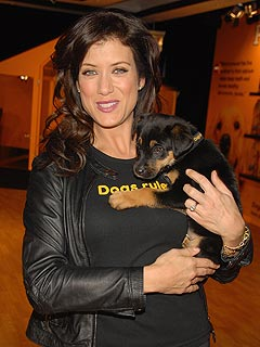 Kate Walsh: Pet Dog Led to Marriage