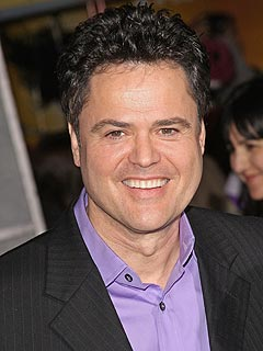 Donny Osmond on Dancing: Maybe Next Year