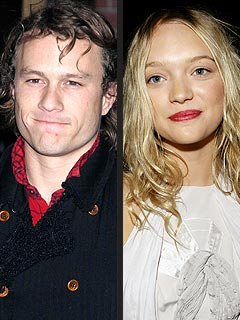 Gemma Ward Praises Heath Ledger